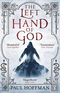 The Left Hand of God Book