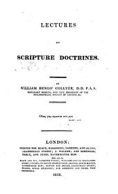 Lectures on Scripture doctrines