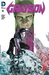 Grayson (2014-) #10