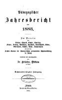 Padagogischer Jahresbericht PDF