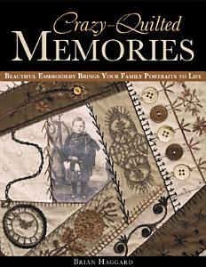 Crazy Quilted Memories Book