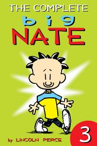 The Complete Big Nate   3 Book