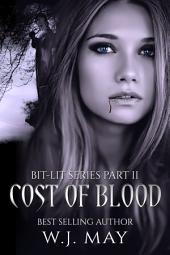 Cost of Blood: Paranormal Vampire Shifter Dystopian Romance