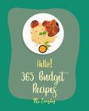 Hello! 365 Budget Recipes