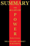Summary   the 48 Laws of Power