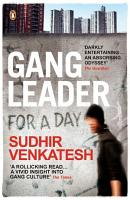 Gang Leader for a Day PDF