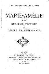 Marie-Amélie et la duchesse d'Orléans