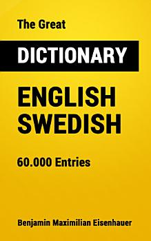 The Great Dictionary English   Swedish PDF