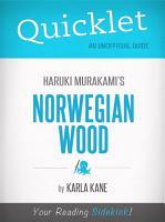 Quicklet on Norwegian Wood by Haruki Murakami PDF