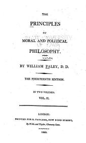 The Principles of Moral and Political Philosophy: Volume 2