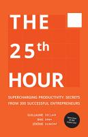 The 25th Hour PDF