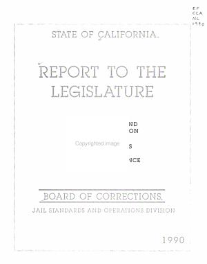 Report to the Legislature PDF