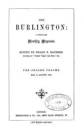 The Burlington: A High-class Monthly Magazine, Volume 2