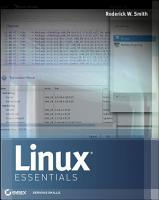 Linux Essentials PDF