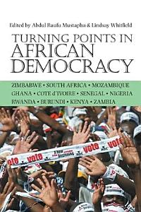 Turning Points in African Democracy Book