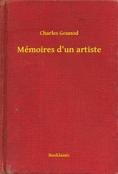 Mémoires d'un artiste