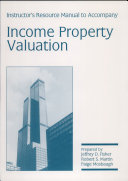 Income Property Valuation PDF