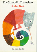 The Mixed Up Chameleon Sticker Book PDF