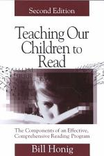 Teaching Our Children to Read