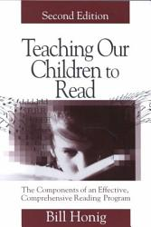 Teaching Our Children To Read Book PDF