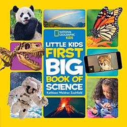 National Geographic Little Kids First Big Book Of Science Book PDF