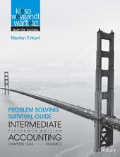 Problem Solving Survival Guide to accompany Intermediate Accounting, 15th Edition/Volume 2: 15th Edition
