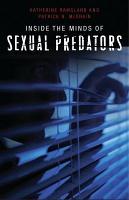 Inside the Minds of Sexual Predators PDF