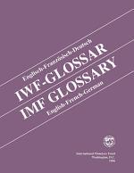 IMF Glossary, English-French-German