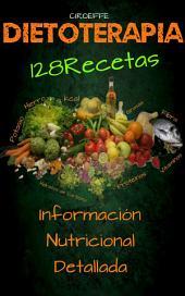 Recetas Dietoterapia: Recetas de cocina con los valores nutricionales