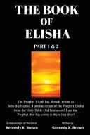 THE BOOK OF ELISHA PART 1   2
