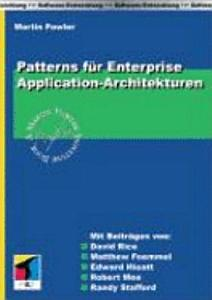 Patterns f  r Enterprise Application Architekturen PDF