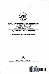 Encyclopedia Brown and the Case of the Midnight Visitor PDF