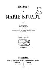 Histoire de Marie Stuart: Volume2