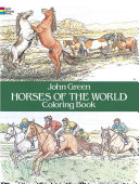 Horses of the World Coloring Book PDF