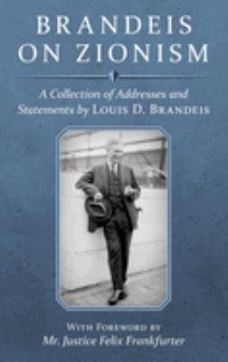 Brandeis on Zionism