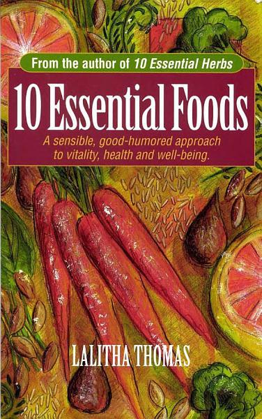10 Essential Foods PDF