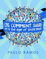 Like  Comment  Share  Life In the Age of Social Media PDF