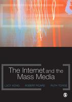 The Internet and the Mass Media PDF