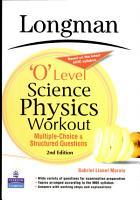 Longman  o  Level Science Physics Workout  2e  PDF