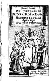 Historia regni Henrici VII.