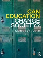 Can Education Change Society  PDF