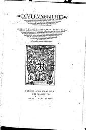 Divi Eusebii Hieronymi Stridonensis opera omnia...