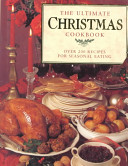 Download The Ultimate Christmas Cookbook Book