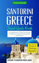 Greece Book