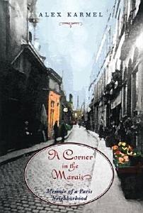 A Corner in the Marais Book