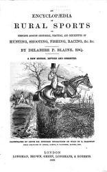 An Encyclopaedia of Rural Sports PDF