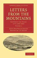 Letters from the Mountains PDF