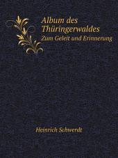 Album des Th?ringerwaldes
