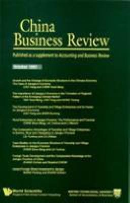 China Business Review  1997 PDF