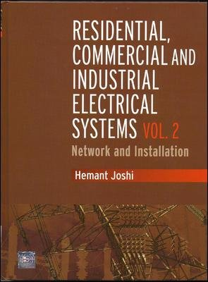 Residential  Commercial and Industrial Electrical Systems  Network and installation PDF